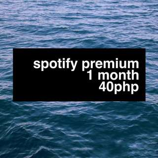 SPOTIFY PREMIUM 3 MONTHS NEW ACCOUNT