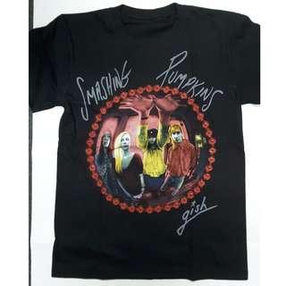 Smashing Pumpkins - Gish T-shirt Rock Band Merch Tee (S(sold) /M(Sold)/L (Sold) / XL Brand New