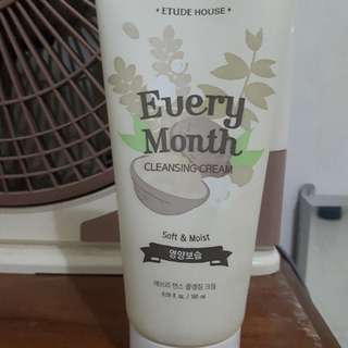 Every Month Cleansing Cream