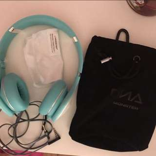DNA Monster Headphones