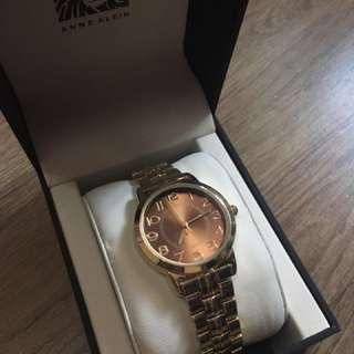 Anne Klein Gold Watch