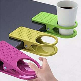 Table Clip Glass Or Cup Holder