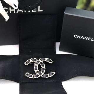 Authentic Chanel signature brooch