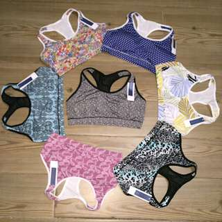 Sale! Hurry, while supplies last. High Quality Sports Bra printed