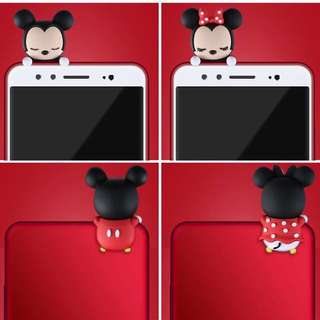 Mickey Minnie phone case [PO]