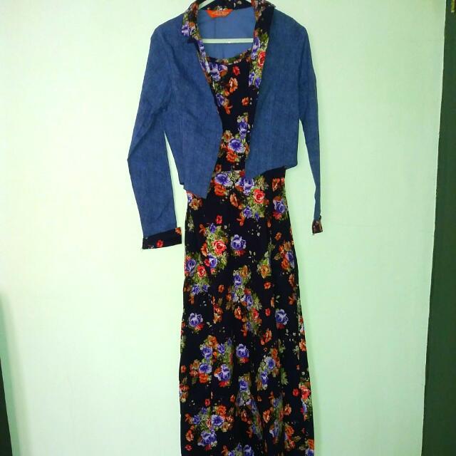 1 Set Dress