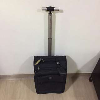 American Tourister Canon Carry on Trolley