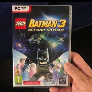Brand New PC Lego Batman 3 Beyond Gotham