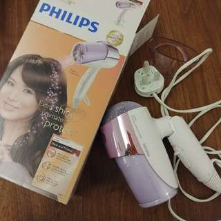 Philips 風筒 Hairdryer HP8218 - Shine and Protect