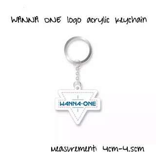 WANNA ONE Acrylic Keychain