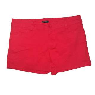 SM Woman Low Rise Shorts