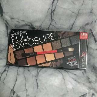 Smashbox Full Exposure Palette (RRP $75)