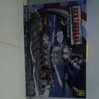Lego Merk Yoyo Destroyers Heavy Corps