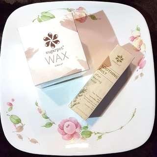 Dual Set Kit - SugarPot Wax