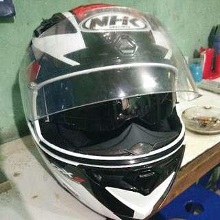 Helmet NHK R9 MOEX MUFLER