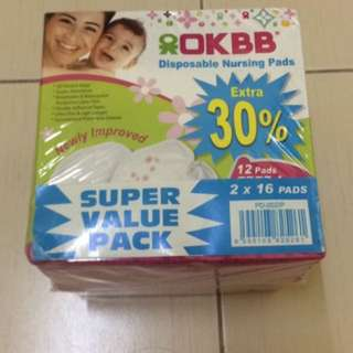 breast pad disposable