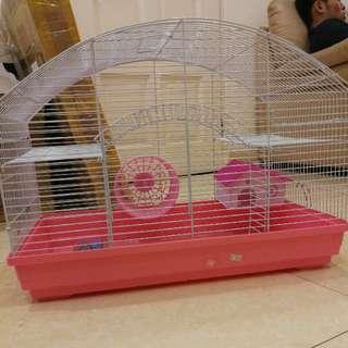 Big Hamster Cage