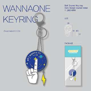 Wanna One Keyring