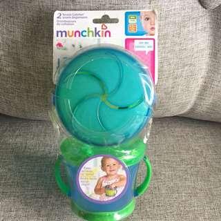 Munchkin® Snack Catcher, 9 Ounce, 12+ Months