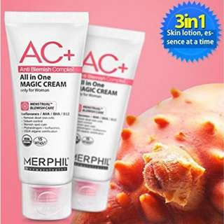 Anti-Acne/Anti Blemish (FOR PCOS AND MENSTRUAL BLEMISHES) 50% off