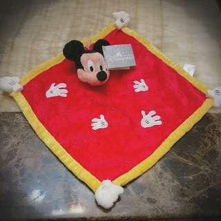 迪士尼 米奇立體手帕