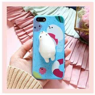 Squishy Cute  Iphone Case