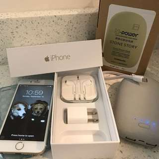 Used Unlocked iPhone 6 + Bonus!