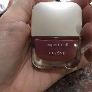 Beyond nail polish