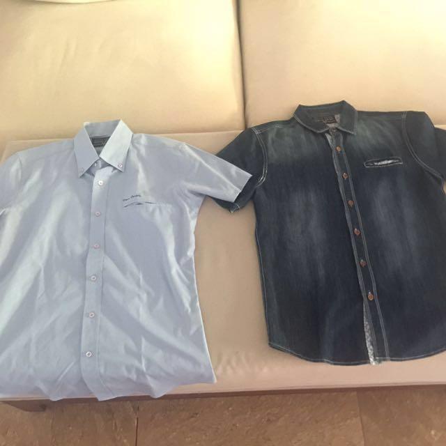 2 Pierre Cardin bundle (small size) + 2 freebie