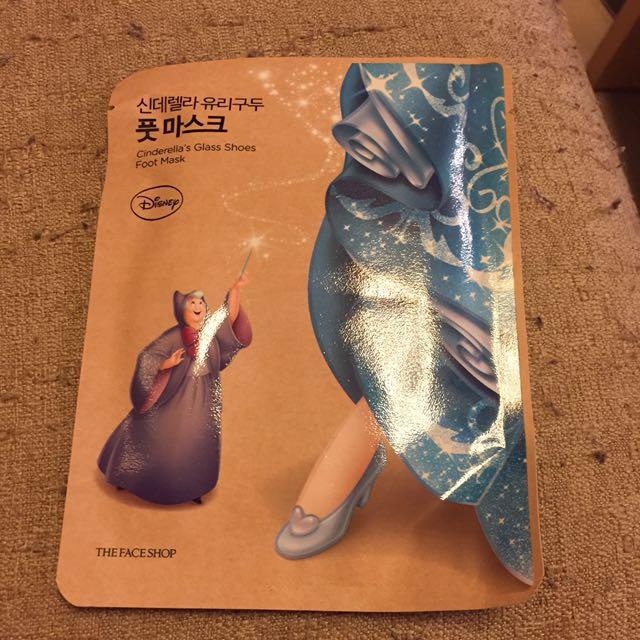 韓國灰姑娘足膜(含郵局寄)