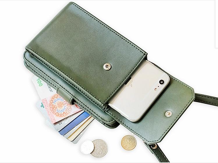 可放手機的錢包(郵寄含運