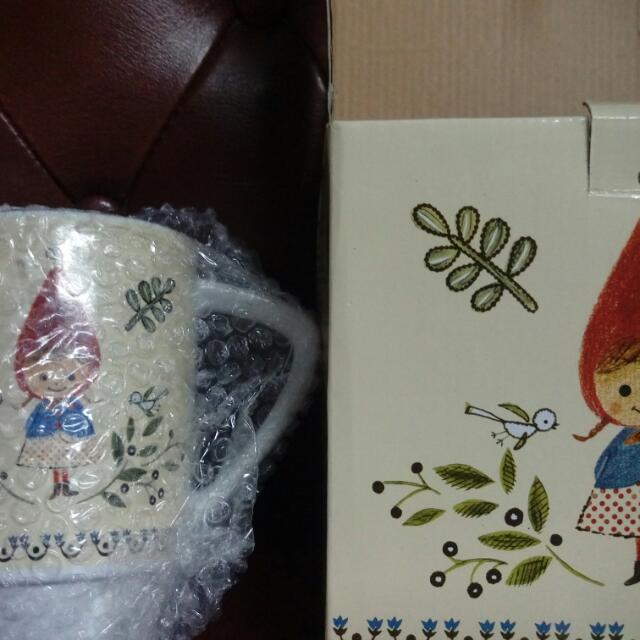 小紅帽茶壺