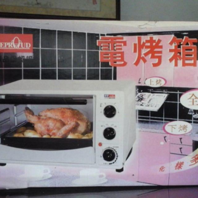 全新烤箱 17公升#含運最划算