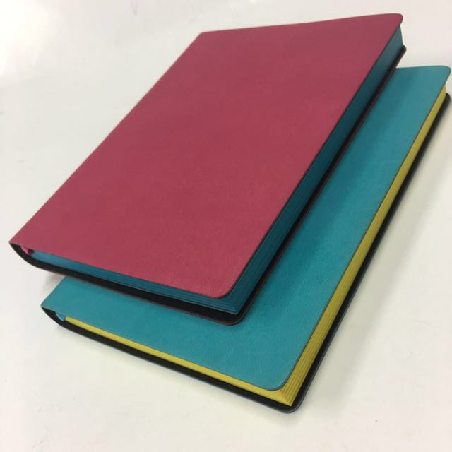 A6 Soft Cover Note Books