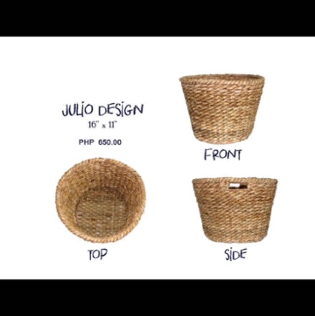 Abaca Native Baskets