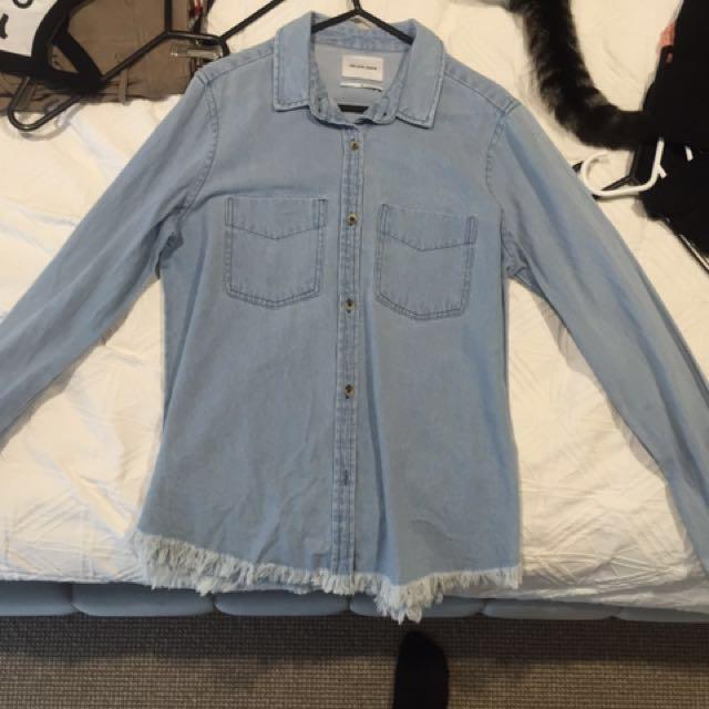 Abrand jeans denim jacket