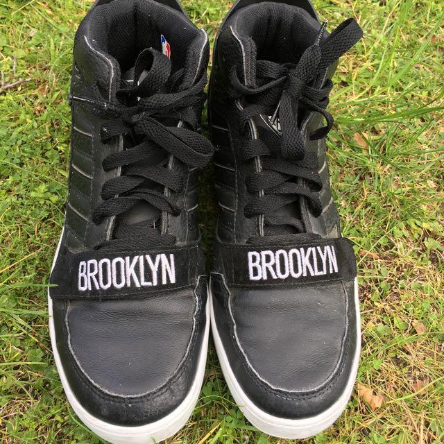 Adidas Brooklyn High Tops