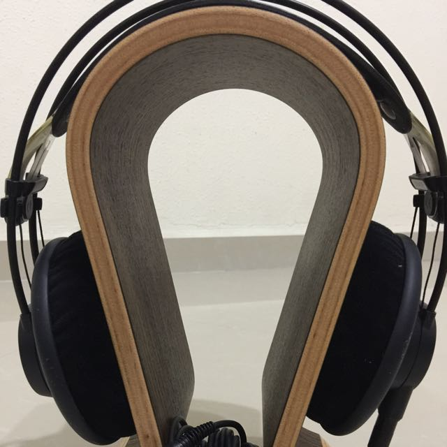 a9822c8d56b AKG K702 Reference Studio Headphone, Electronics, Audio on Carousell