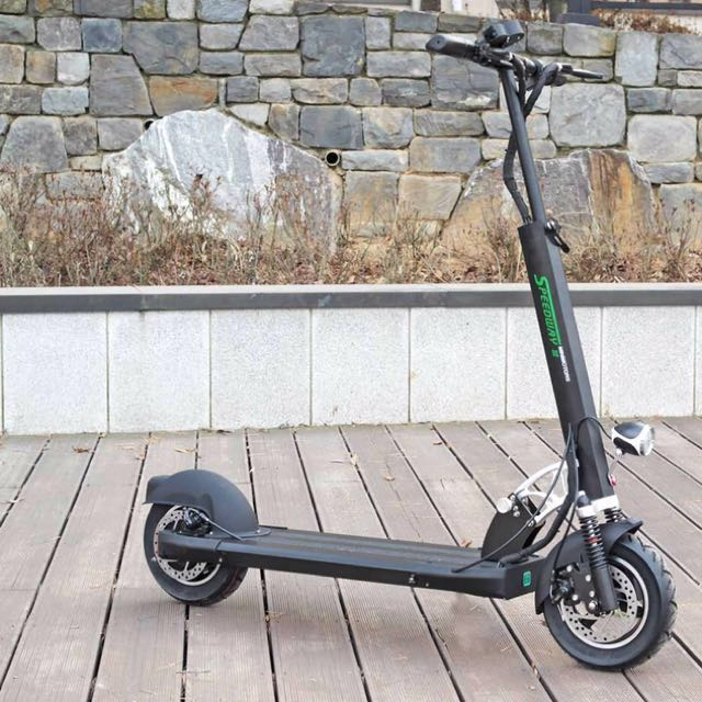 Almost new! SPEEDWAY III E-Scooter