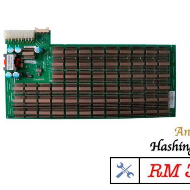 Antminer S9 Hashing board Repair