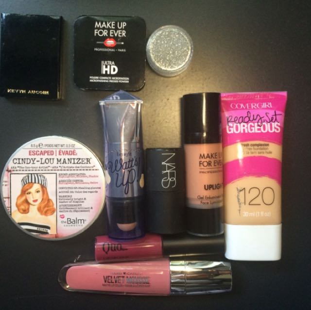 Assorted Makeup Lot! -highlighters