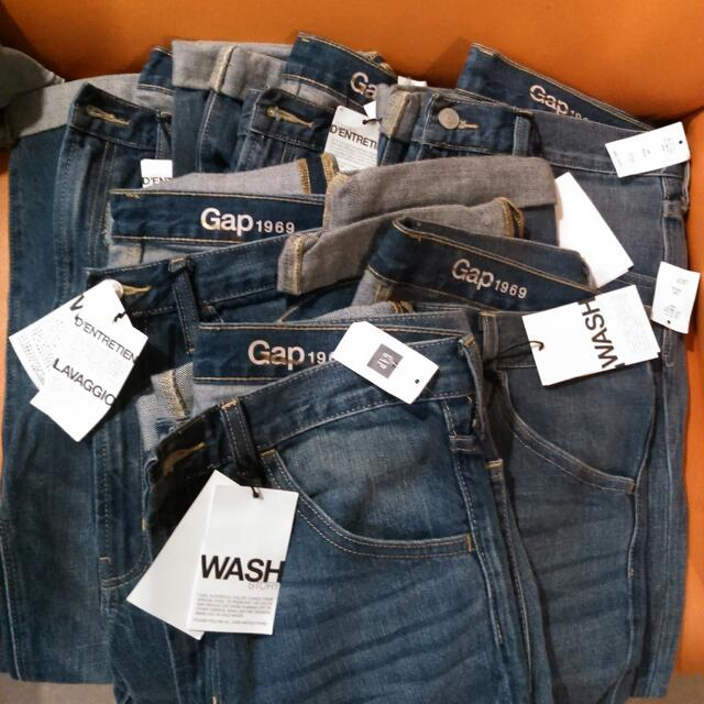 New With Tag! Authentic Gap Boyfriend Jeans