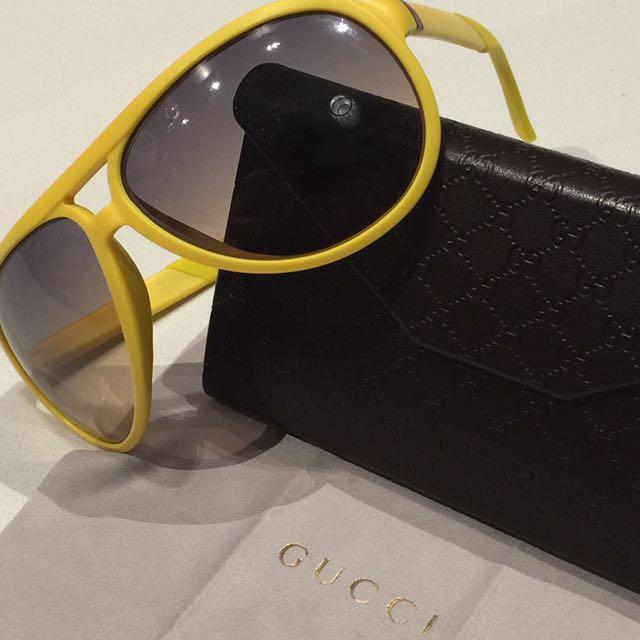 37d47b45651 Authentic GUCCI sunglasses for sale. BNIB