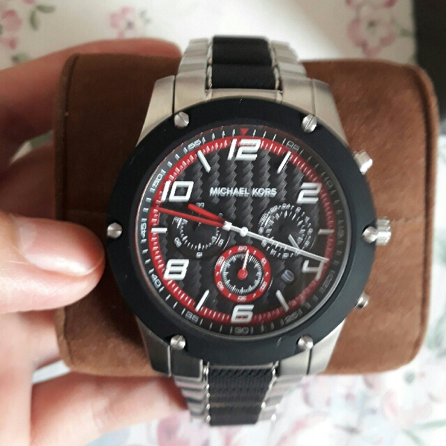 authentic MK watch for him