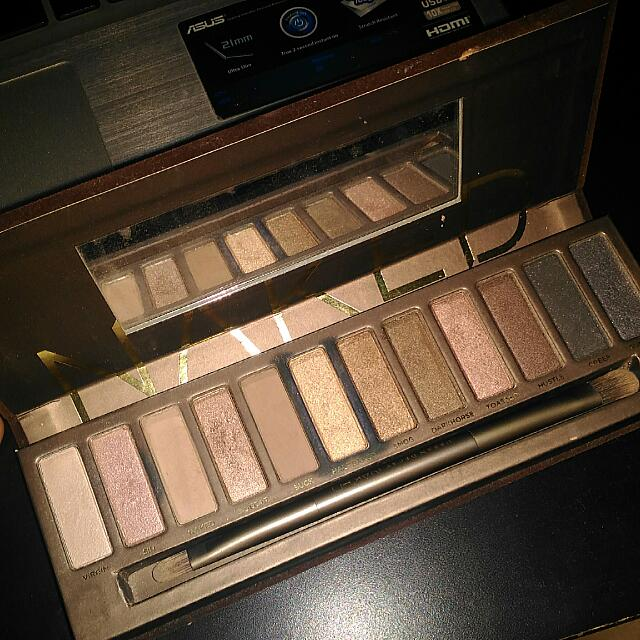 💯Authentic NAKED PALETTE (Urban Decay)