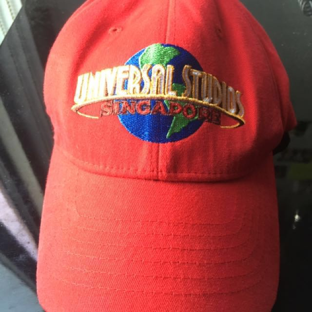 Authentic Universal Studios Singapore Cap