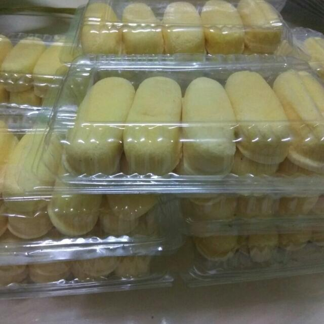 Banana Steam Cake