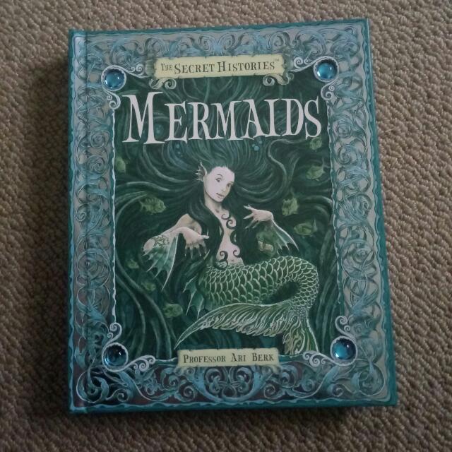 Beautiful Mermaid Book