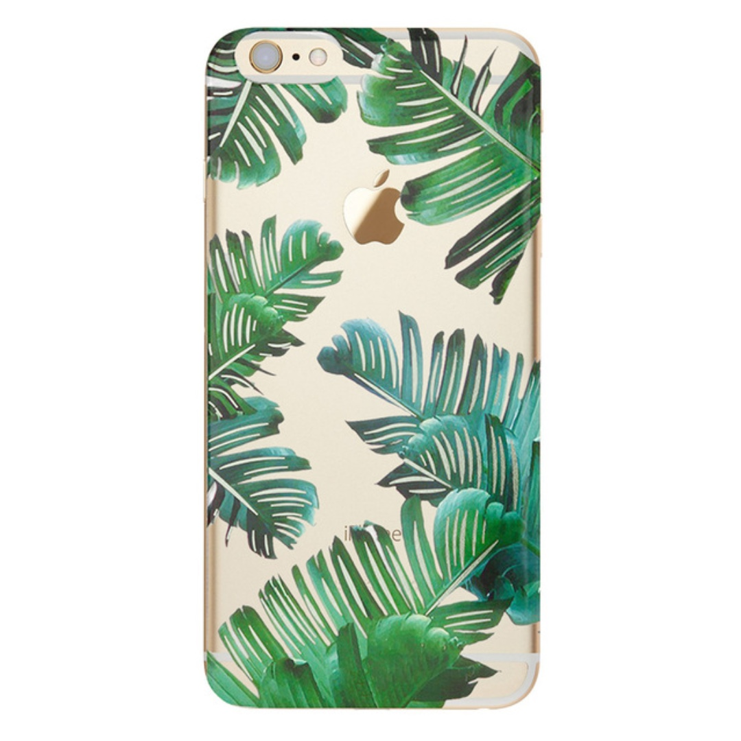 Beautiful Palm Print Case - iPhone 7