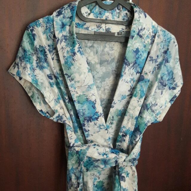 Blouse Kimono Style